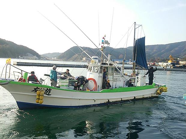 友遊 沖釣船